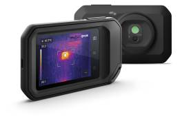 Flir stellt neue kompakte Wärmebildkamera C3-X vor