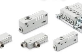 Leistungsstark und federleicht: Neuer Vakuumerzeuger der Serie ZH als Kompaktversion