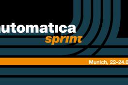 automatica sprint: Neues Messeformat vom 22.–24. Juni 2021 in München