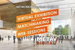 METAV 2020 reloaded wird METAV digital: VDW stellt neues Messekonzept vor