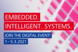 embedded world 2021 DIGITAL: Konferenzen im digitalen Format mit bewährt innovativen Inhalten