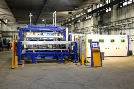 Faserlaserlösung mit automatischem Materialhandlingsystem
