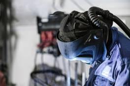 Luftreinigungssystemen schafft Arbeitsplätze in Showroom-Qualität