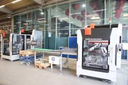 Flexibilität in der Biegeautomation gewonnen