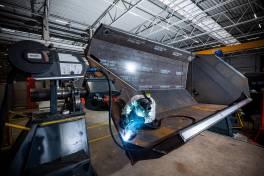 Taurus Steel spart Strom und Kosten