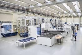 Trumpf eröffnet neue Smart Factory