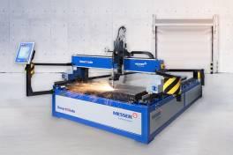 Plasmaschneidmaschine SmartBlade: Präzision im Sparformat