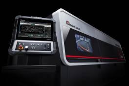 Regius-3015AJ: Faserlaserschneidanlage mit Höchstmaß an Produktivität