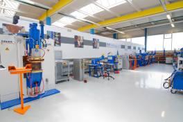 Im Technologie-Center von Dalex die optimale Schweißlösung finden