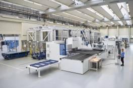 Neue Smart Factory in Ditzingen