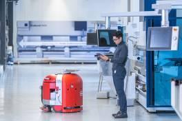 Trumpf und STMicroelectronics vereinbaren strategische Partnerschaft für UWB-Ortungstechnologie