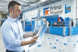 Prima Industrie präsentiert Prima@Home