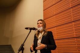 Neue Präsidentin: Barbara Colombo