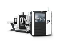 Schlüsselfertige Automatisierung von Werkzeugmaschinen
