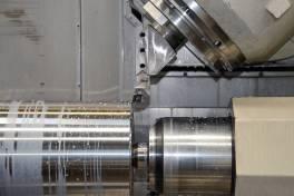 Iscar überzeugt mit neuen Schrupp-Drehwerkzeugen in der Stahlbearbeitung
