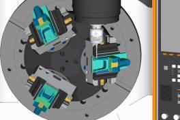 Digitaler Zwilling von ESPRIT CAM in der Mazak Smooth Ai verfügbar
