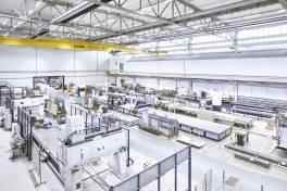 Präzise CNC-Technik für hochwertige Blechteile