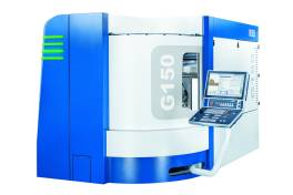 Weltpremiere der G150: Universal-BAZ für höchste Präzision