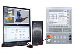 Digitaler Zwilling für CNC-Werkzeugmaschinen