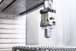Werkzeugmaschinen schlank automatisieren
