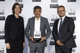 Auszeichnung: PROXIA gehört zu den TOP 100 Unternehmen