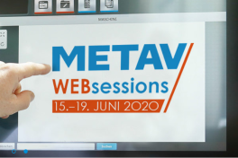 """METAV Web-Sessions """"Let's talk about innovation"""""""