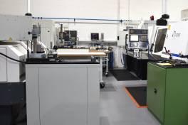 FT Gearing zählt auf Studer-Schleifmaschinen