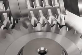 Der hocheffiziente Prozess für präzise Fasen an Verzahnungen