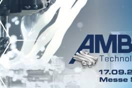 AMB Technologieforum: Programm und Zeitplan