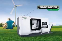DMG MORI produziert ab Januar 2021 vollständig CO2-neutral