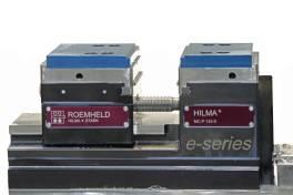 Roemheld stellt ersten serienreifen elektromechanischen Schraubstock vor