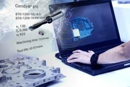 Sandvik Coromant und Autodesk vereinbaren Zusammenarbeit bei Fusion 360 Software