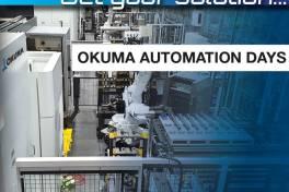 Okuma Automation Days 2020 werden virtuell abgehalten