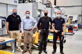Interprecise Donath GmbH: Warum die präzise Wälzlager-Produktion von Emag-Maschinen profitiert