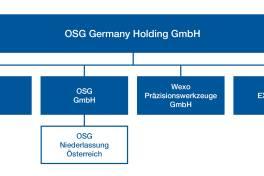 Neue Struktur für deutsche OSG-Gruppe
