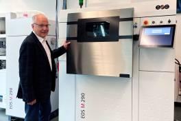 Urma übernimmt die Schweizer EOS-Vertretung