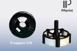 Break-away Stützmaterial für den 3D-Druck von Polypropylen von PPprint