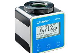 MKS Instruments präsentiert mit Ophir® Ariel kompaktes Leistungsmessgerät