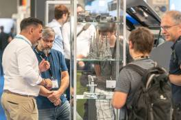 Chat Roulette und mehr zur digitalen Rapid.Tech 3D 2021