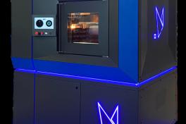Bibus erzeugt hochfeste Bauteile mit dem ARGO 500