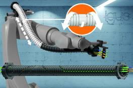 triflex TRX revolutioniert die Roboter-3D-Bewegung