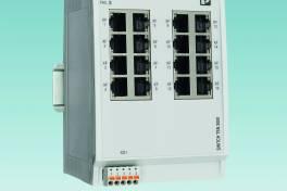 Echtzeitfähige Managed Switches
