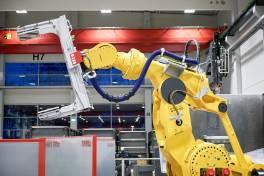 Roboterlösung macht zukunftssicher