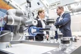 Synergiepotential aus Fördertechnik und Robotik