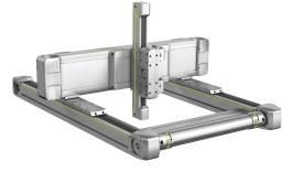 Flexibles Drei-Achs-System HS3