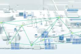 WLAN Mesh für Automatisierungsnetzwerke