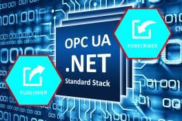 PubSub-Implementierung für OPC UA NET-Standard Stack