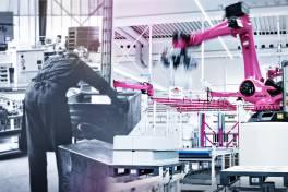 Vom Blechbearbeiter zum Digitalunternehmen