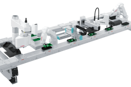 Neues modulares Transportsystem