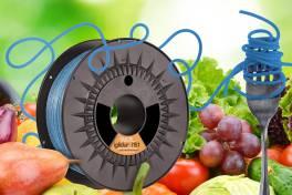 Lebensmittelkonform: 3D Druck-Werkstoff für Verschleißteile